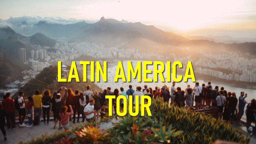 Latin America tour